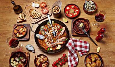 健康吃西餐 地中海饮食更佳