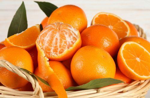 一个桔子5味药,会吃好养生
