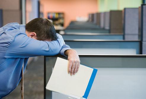 失眠,睡眠障碍有7种,你是哪种