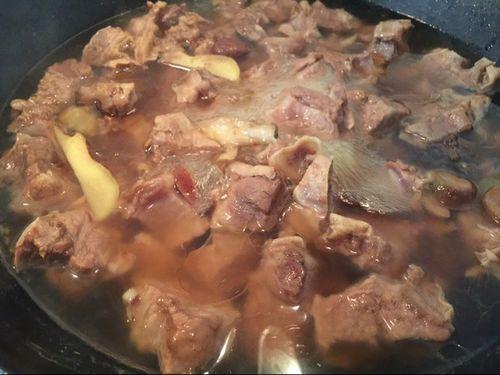 冬日必吃的美食——当归红枣煲牛肉 补血润燥
