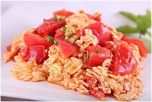 西红柿炒蛋好吃易做,还有很多你不知道的好处