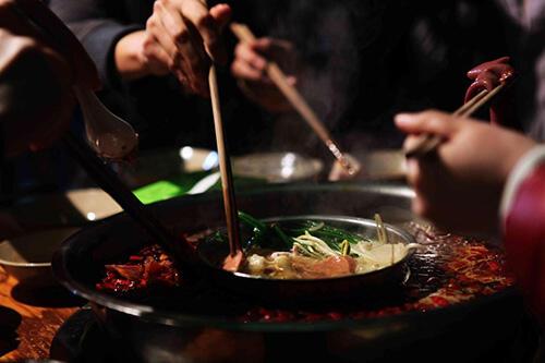 冬季吃火锅如何挑选食材,才能好吃不胖?