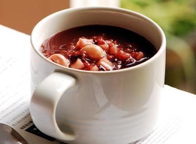 冬季暖身,多喝四色养生粥