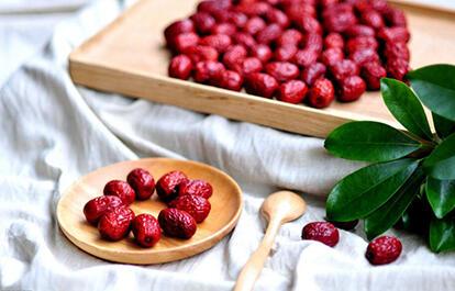 红枣4个食疗方法,养肝补血还安眠