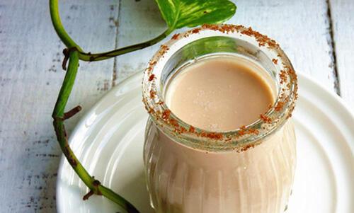 酸奶配4物,排毒又减肥!