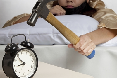 睡眠不足百病侵!4助眠秘诀摆脱感冒体质