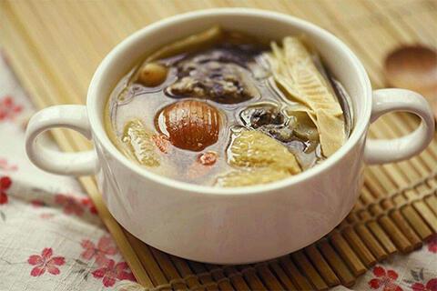 滋阴生津降糖降脂,桑叶和它一起煲汤