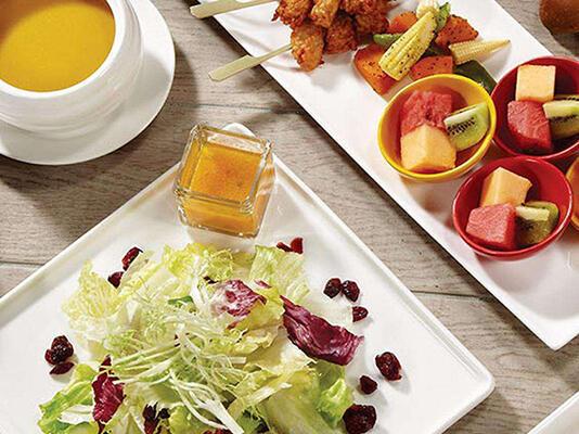 研究证实:先吃蔬菜有利于血糖控制