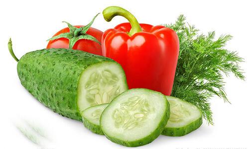 女人夏天最需要这6种蔬菜