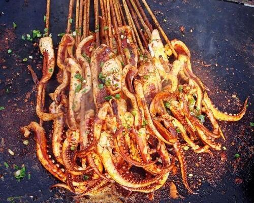 鱿鱼虽美味,但吃多堪比吃肥肉