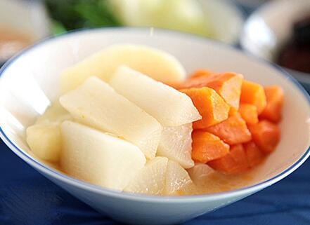 食用胡萝卜需要注意哪些事项?
