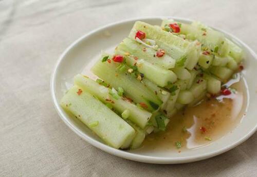 11个理由让你爱上吃黄瓜