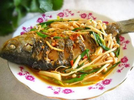 鱼类功效排行榜,哪种鱼最养生呢?