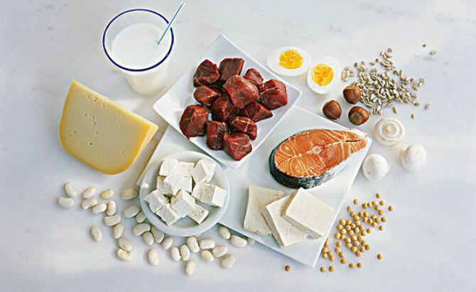 这些食物可轻松补充蛋白质,白菜价但效果好
