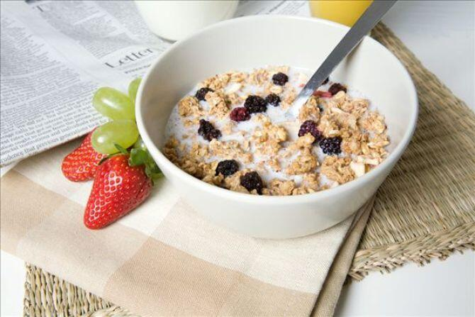 这些食物当早餐,营养又提神