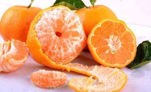 秋天橘子红了,好吃又便宜,但功效你了解多少
