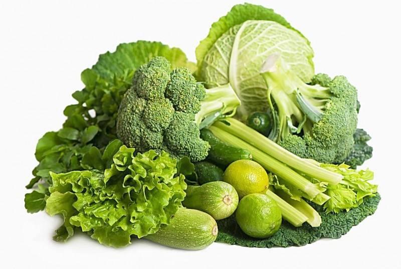 初夏多吃5款綠色蔬菜,美容養顏,多吃多瘦